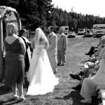 Anchorage Wedding: Kirsten & Matt at Hilltop Ski Chalet