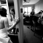 Anchorage Wedding: Veronica & Seth at the Hotel Captain Cook