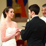 Anchorage Wedding: Christine & Benjamin at St. John United Methodist by Chris Beck