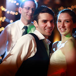 Anchorage Wedding: Christine & Benjamin at O'Malley's on the Green by Josh Martinez