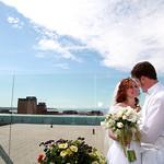 Anchorage Wedding: Priscilla & Don at the Anchorage Hilton