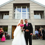 Anchorage Wedding: Christina & Nick at St Patrick's by Karen Hilton