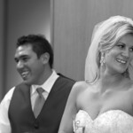 Anchorage Wedding: Christina & Nick at the Anchorage Museum by Karen Hilton