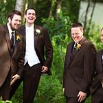 Anchorage Wedding: Ginny & David at St. John Methodist by Karen Hilton