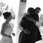 Anchorage Wedding: Ginny & David at the Kincaid Park Chalet by Karen Hilton