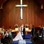 Anchorage Wedding: Sydney & Kyle at Christ Our Savior Lutheran