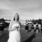 Anchorage Wedding: Kristen & Brandon at Our Lady of Guadalupe by Heather Thamm