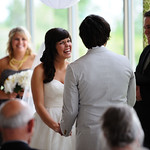Anchorage Wedding: Renee & Kipp at Kincaid Park Chalet by Joe Connolly