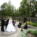 Anchorage Wedding: Laura & Mark at the Alaska Botanical Gardens by Joe Connolly