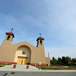 Anchorage Wedding: Maribel & Luis at Our Lady of Guadalupe