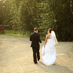 Anchorage Wedding: Cherith & John at the Alaska Native Heritage Center by Joe Connolly