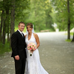Anchorage Wedding: Cherith & John at the Alaska Native Heritage Center by Joe Connolly