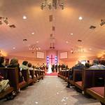Anchorage Wedding: Kim & Brian at Trinity Presbyterian