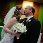Anchorage Wedding: Peggy & Ron at a Holy Family Cathedral by Josh Martinez