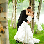 Anchorage Wedding: Peggy & Ron at a Private Residence by Josh Martinez