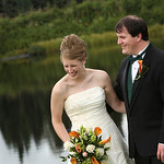 Anchorage Wedding: Erika & Adam at Tanglewood Chalet by Joe Connolly