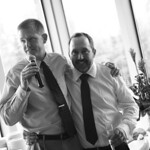 Anchorage Wedding: Tane' & Dave at O'Malley's On the Green by Ralph Kristopher