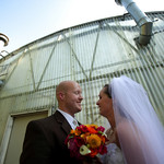 Anchorage Wedding: Amy & Scott at the Alaska Zoo by Joe Connolly