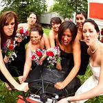 Anchorage Wedding: Helena & Torin at Rabbit Creek Community Church by Karen Hilton