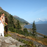 Anchorage Wedding: Jesi & Roger Along the Seward Highway