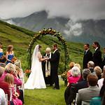 Anchorage Wedding: Elizabeth & Ben at Alpenglow by Joe Connolly