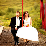 Anchorage Wedding: Elizabeth & Ben at Alpenglow by Joe Connolly