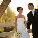 Anchorage Wedding: Melissa & Joe at Kincaid Park Chalet by Joe Connolly