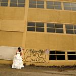 Anchorage Wedding: Mark & Alicia Around Anchorage by Heather Thamm