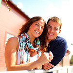 Anchorage Engagement: Stephanie & Michael at Ship Creek by Joe Connolly