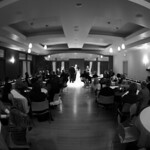 Anchorage Wedding: Christy & Dein at Admirals Place by Joe Connolly