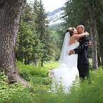 Girdwood Wedding: Katelyn and Stephen Around Girdwood by Nick Gillespie