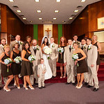 Anchorage Wedding: Elise & Adam at Holy Family Cathedral by Joe Connolly