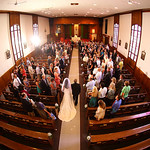Anchorage Wedding: Elise & Adam at Holy Family Cathedral