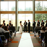 Anchorage Wedding: Stephanie & Terry at the Hilltop Ski Chalet by Ralph Kristopher