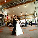 Anchorage Wedding: Stephanie & Terry at the Hilltop Ski Chalet by Joe Connolly