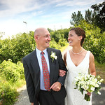 Anchorage Wedding: Sarah & Kevin at Kincaid Park by Joe Connolly