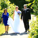 Anchorage Wedding: Liz & John at Kincaid Park by Joe Connolly