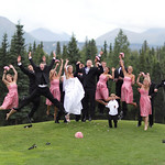 Anchorage Wedding: Lynsey & Brad at O'Malley's on the Green by Joe Connolly