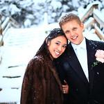 Anchorage Wedding: Michelle & Matthew at the Glen Alps Parking Lot by Josh Martinez