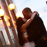 Anchorage Wedding: Desiree & Ian at the Marriott Hotel by Joe Connolly