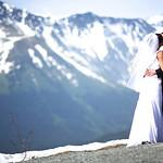 Girdwood Wedding: Laura & Dimitris at Alyeska Resort by Joe Connolly