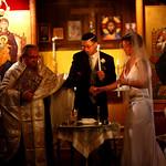 Anchorage Wedding: Laura & Dimitris at Holy Transfiguration Greek Orthodox by Joe Connolly