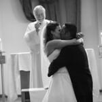 Anchorage Wedding: Robin & Sean at St. Elizabeth's by Philip Casey