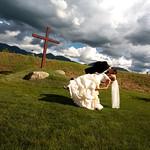 Anchorage Wedding: Hannah & Jonathan at St. Patrick's by Dan Anderson