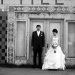Anchorage Wedding: Megan & Aaron Downtown Anchorage by Joe Connolly