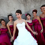 Anchorage Wedding: Megan & Aaron Downtown Anchorage by Joe Connolly