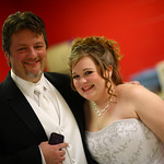 Anchorage Wedding: Megan & Tim at Muldoon Community Assembly by Joe Connolly