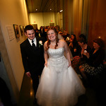 Anchorage Wedding: Megan & Tim at the Anchorage Museum by Joe Connolly