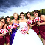 Anchorage Wedding: Monica & David at Tanglewood Lakes Chalet by Joe Connolly