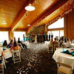 Anchorage Wedding: Michelle & Walter at the Bayshore Clubhouse by Heather Thamm